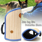 الجوت الكلب دغة حماية الذراع كم للتدريب الشباب الكلاب الشرطة شوتشوند