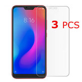 3 PCS Bakeey Anti-Explosion Tempered Glass Screen Protector For Xiaomi Mi A2 Lite / Xiaomi Redmi 6 Pro Non-original