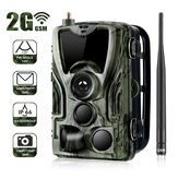 Suntek HC-801M 2G 1080P HD 16MP IP65 Waterproof Hunting Wildlife Trail Track Camera Support GPRS GSM MMS SMTP SMS