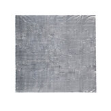 300*300*4mm Foil Self-adhesive Heat Insulation Cotton For 3D Printer Heated Bed