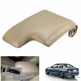 Leather Car Armrest Center Console Lid Cover For BMW E46 3 Series 1999-2004