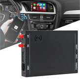 EZonetronics OEM Screen Upgrade Wireless Apple CarPlay Android Auto Decoder Box For Audi A4/A5/S5/Q5/A1/Q3/A6/Q7 With MMI 3G Low/Basic