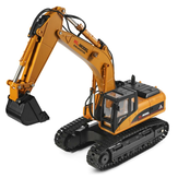 Wltoys 16800 1/16 2.4G 8CH RC Excavator Vehicle Vehicle with Sound Sound Model RTR