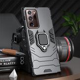 Bakeey Armor Magnético à Prova de Choque com 360 Rotação de Dedo Anel de Suporte Suporte PC Protetor Caso para Samsung Galaxy Note 20 Ultra / Galaxy Note20 Ultra 5G