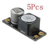 5Pcs L-C Power Filter-2A RTF LC-FILTER (3AMP 2-4S) LC Module Lllustrated Eliminate Moire Signal Filtering