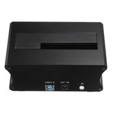 Shuole D1U3X USB 3.0 One Bay Hard Disk Base Hard Disk Holder Hard Drive Docking Station for 2.5