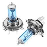 2本車のハロゲンヘッドライトHOD霧電球ランプH1H4H7H1112V100W 7200LM 6000K
