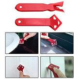 2 Pcs Mini Handmade Tools Scraper Utility Practical Floor Cleaner Tile Cleaner Surface Glue Residual Shovel