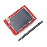2.4 дюймов TFT LCD Щит ILI9341 HX8347 Сенсорная плата 240 * 320 65K RGB Цвет Дисплей Модуль с сенсорным экраном Ручка Для UNO Geekcreit для Arduino - продукты, которые ра