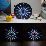 Geekcreit® LED Circular Audio Visualizer Music Spectrum Display DIY Kit