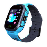 Bakeey S1 Camerabesturing SOS Noodalarm Kinderen Smart Watch GPS Tracking Alarm Watch Phone