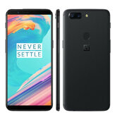 OnePlus 5T Global Rom 6.01 inch FHD+ NFC 20MP Dual Rear Camera 6GB RAM 64GB ROM Snapdragon 835 Octa Core 4G Smartphone