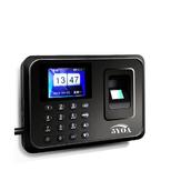 5YOA A01 Биометрический Посещаемость Времена Отпечатка Пальца Часы Регистратор Сотрудник Цифровой Электронный Английский Португальский Voice