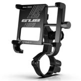 GUB PLUS 11 3.5-6.8 Pouce Smartphone Support de Téléphone Mobile Rotation à 360 ° Réglable En Aluminium Pour Moto Vélo