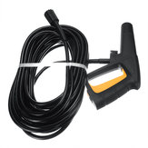 15M M22 120bar High Pressure Washer Hose w/ Spray Tool For karcher K2 K3 K4 K5 K7