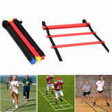 IPRee® 20 Rungs Speed ​​Agility Escada Soccer Sport Ladder Training Carry Bolsa