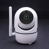 CES NEWS '1080P Wireless WIFI IR Sicurezza IP fotografica Visione notturna Intelligente HD Sorveglianza fotografica