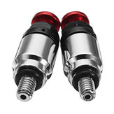 M4x0.7mm Motorcycle Screw Fork Air Bleeder Relief Valve Supermoto Motard Racing