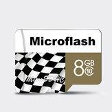 Microflash 8GB 16GB 32GB 64GB عالية السرعة TF الذاكرة بطاقة ل ذكي هاتف Tablet Car DVR Drone