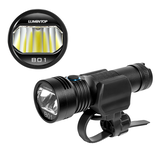 Lumintop B01 850lm 210m USB Rechargeable Bike Light Headlight 21700 18650 Flashlight