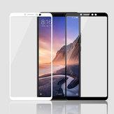 Protector de pantalla de vidrio templado de cubierta completa antiexplosión de diamante MOFI 9H para Xiaomi Mi Max 3 no original