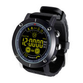 Bakeey EX19 ALL-day Activity Record Metal Body Luminous 5ATM Message 12 Month Standby Smart Watch