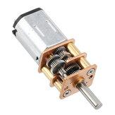 Torque alto diminuto do motor da engrenagem da CC 12V 28rpm de N20 elétrico para o motor de engrenagem Caixa