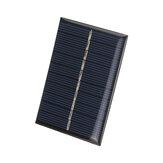 0.6W 5V Mini Солнечная Панель Маленькая Солнечная Ячейка Солнечная Поликремниевая плата