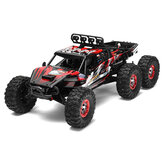 FEIYUE FY06 1:12 2,4GHz 6WD 60KM / H RC Car Off Road Desert Truck - RTR