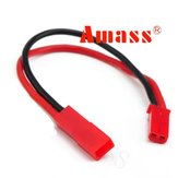 Amass JST Parallel Line 60 Core 20AWG Extension Cable 10cm
