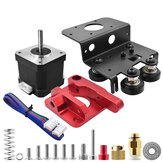 Ender3/CR10 Proximity Extruder Upgrade Retrofit Mounting Plate Kit with/without Motor for 3D Printer Part