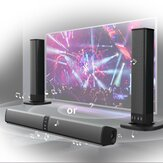 Home Audio and TV Speaker Soundbar bluetooth Speaker Super Bass Stereo Loudspeaker for Phone PC Computer with RCA cable