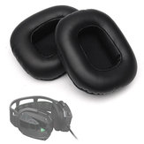 LEORY 1 Pair Replacement Ear Pads Earpads Headphone Cushion for Razer Tiamat 7.1 Over Ear Headset