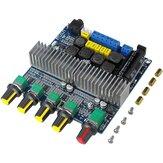 TPA3116 50W * 2 + 100W bluetooth 5.0 Audio de alta potencia Amplificador Tablero 2.1 Canal de sonido Bass Super Bass Digital Amplificador