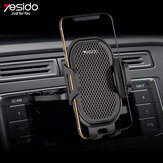 YESIDO 360 degree Mount Adjustable Car Wireless Charger for Samsung Galaxy Note S20 ultra Huawei Mate40 OnePlus 8 Pro for iPhone 12 Pro Max