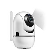 Xiaovv Q10 Little Yellow Man Smart AI IP fotografica H.265 Wifi Versione notturna a 360 ° PTZ IP fotografica Home Baby Monitor da
