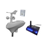 Misol WH-2600 IP OBSERVER Solar Powered Wireless Internet Remote Monitoring Weather Station