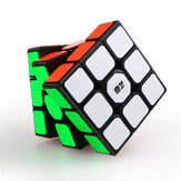 QIYI Sail W 3x3x3 Magic Cube 5.6cm Black/White Game Speed Cube Educational Puzzle Toys for Children Gifts