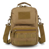 Mannen Tactische Crossbody Bag Camouflage Waterbestendig Outdoor Shoulder Bag Handtas