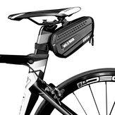 WILD MAN Torby rowerowe Odporne na ścieranie rowerowe odblaskowe siodełko Tylne torby narzędziowe MTB Rowerowe siedzenia tylne Torby