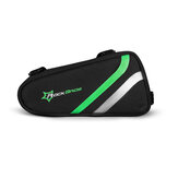 ROCKBROS Mountain Bike Bicycle Triangle Bag Saddle Upper Tube Bag