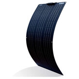 1000 * 515 * 3MM Kit de módulo de celda de panel flexible Solar para RV de 12V / 24V / Coche/barco Impermeable