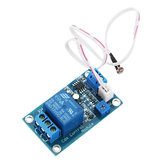 3pcs XD-M131 DC 12V Photosensitive Resistor Module Light Control Switch Photosensitive Relay Power Module With Probe Cable Automatic Control Brightness With Reverse Connection Protection Function
