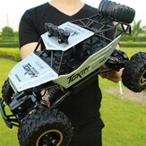 1/12 4WD 2.4G Alloy Metal Big Foot Crawler RC Car Vehicle Models
