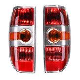 CarroEsquerda/DireitaLEDRear Tail Light Brake Lamp Vermelho para Mazda BT50 2007-2011