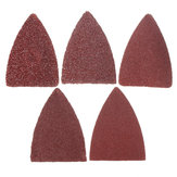 52x37mm 60/80/120/180/240 grano herramienta abrasiva papel de lija