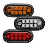 12V4W6000K10LEDLampatylna Lampa tylna Turn Signal Side Signal dla przyczep ciężarówki