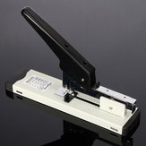 Heavy Duty Metal Stapler Bookbinding Stapling 120Sheet Capacity For Office Home