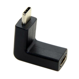Bakeey 10Gbps 90 Degree USB 3.1 Type-C Male to Female Extension USB-C Adapter Connector