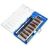 KCASA 60Pcs Multi-function Mini Screwdriver Screw Set Hardware Watch Jewelry Electronic Repair Combination Tools Kit